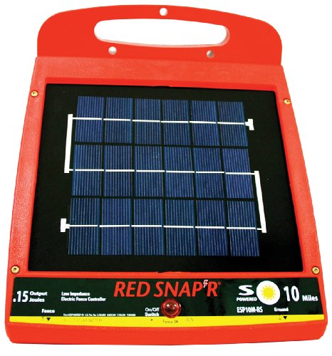 Red Snap'r ESP10M-RS