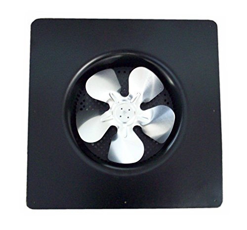 Rand Solar Powered Attic Fan-8 Watt-W Roof Top Ventilator