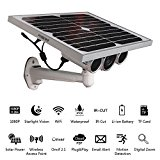 Funxwe Solar Power Wireless Wifi IP