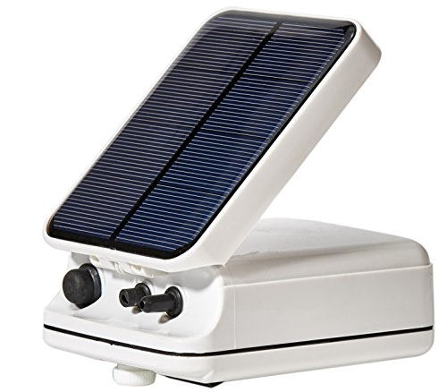 ​Sunnytech Solar Power Pond Oxygenator Air Pump​