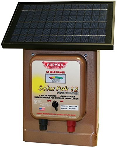 Best Solar Powered Electric Fence Charger Reviews Of 2019