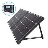 Renogy 100 Watt 12 Volt Eclipse Monocrystalline Solar Panel Suitcase